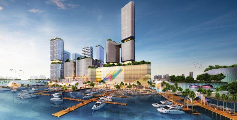 Lido Waterfront Boulevard – Malaysia