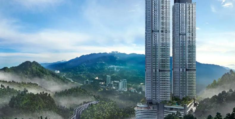 Grandhill 云尚云顶 – Genting Highlands, Malaysia